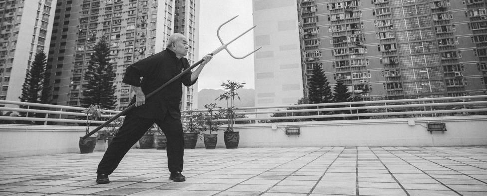 Kung Fu in Hong Kong